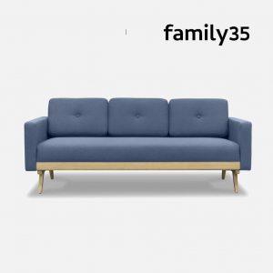 family35-Bjork 三人座沙發