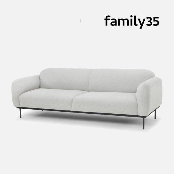 family35-Chubby 三人座沙發