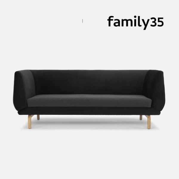 family35-Ronaldo 三人座沙發