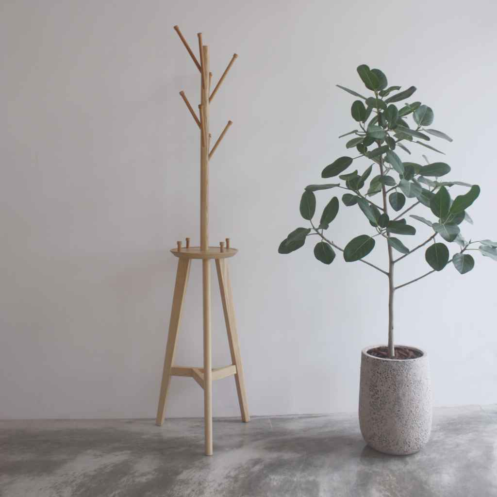 小樹吊衣架 - family35 x MORiii