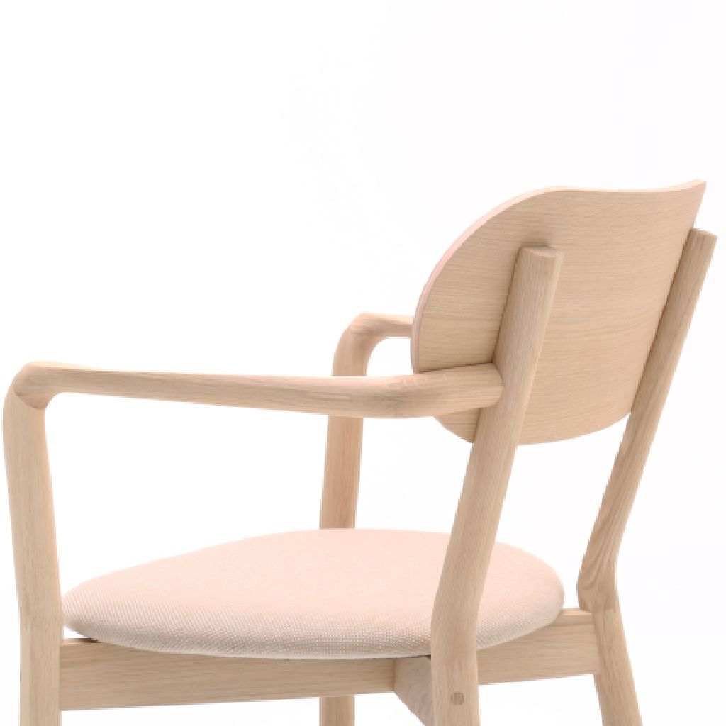 Castor 扶手椅 - family35 x KNS