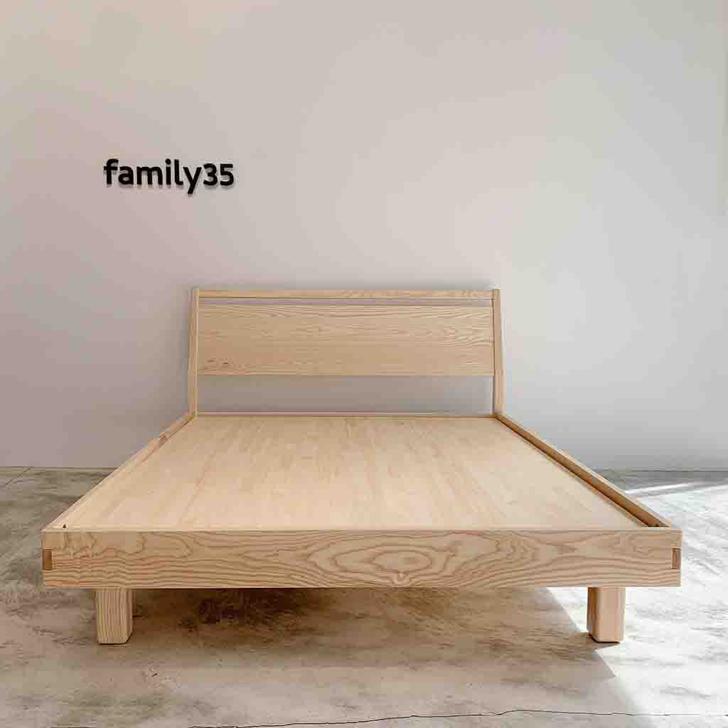 微麥床架 - family35 x MORiii